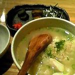 竹とりNEO - 鶏飯。