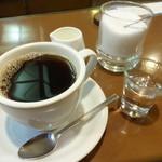喫茶なつめ - 温泉珈琲