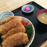 レストラン 味禄 - テリかつ丼