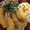 たま天 - 料理写真:天丼並盛り860円