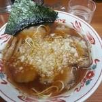 吾衛門 - チャーシュー麺 800円