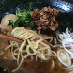 ボニート・ボニート - 麺アップ