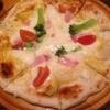 養老乃瀧 - 料理写真:もっち~ずピザ(カレー味)