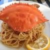 イタリア食堂トンノ - 料理写真:渡り蟹のスパゲティ