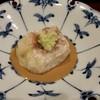 銀座 日本料理 朱雀 - 料理写真:焼き胡麻豆腐