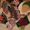 神山町魚金 - 料理写真:お刺身6点盛り