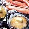 かに料理 蟹翔 - メニュー写真:アワビのバター焼き!最高!