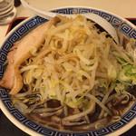 大勝軒 麺屋こうじ - ふじ麺の黒