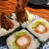 大起水産回転寿司 - 料理写真:海老カツ巻