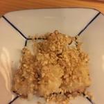 銀座寿司幸本店 - ゲソの味噌漬け