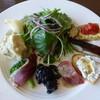 バール・ジェルソ - 料理写真:本日の前菜とサラダ