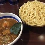 東池袋 大勝軒 - 濃厚魚介つけ麺(中盛)