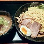 実咲庵 - 【煮干つけ麺】¥700