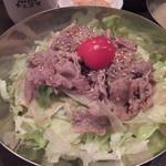 チェゴヤ - プルコギ丼(2015年10月)