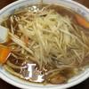 昇龍 - 料理写真:もやしソバ 750円