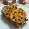 しあわせをはこぶパン - 料理写真:レンコンのタルティーヌ  370円