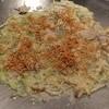 浅草もんじゃ お好み焼き 鉄板焼き 西屋 - 料理写真:ベビースターラーメンがポイント