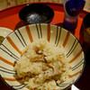 高辻 かもくら - 料理写真:(撮影 20151024)〆は、土鍋で炊いた「きのこご飯」でした。