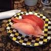 海鮮三崎港 - 料理写真:本マグロ3貫盛り(大トロ、中トロ、赤身)594円