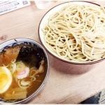 裏サブロン - 肉増しつけ麺(並) 1000円 バランスいいんじゃぁ~~♪