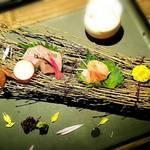 Iイン・ザ・ルーム - 神無月の特選旬魚3種盛合せ
