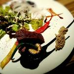 Iイン・ザ・ルーム - 国産牛のステーキ
