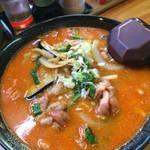 らーめん太郎 - 10下旬 スタミナ担々麺