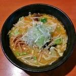 拉麺 いそじ - みそ(800円)