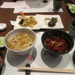 宮きしめん - 料理写真: