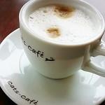 キャッツ カフェ - カフェオレ