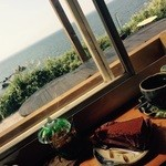 岬 - ちょこケーキはナッツ入り!