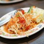 タイ国料理 ゲウチャイ - ソム タム タイ(1,080円)