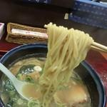 ひまわり - 麺リフト~♪