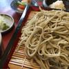 千喜庵~手打ち蕎麦~ - 料理写真:せいろ大盛(700円+300円)+辛味大根(200円)