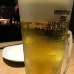旬彩 - ビール