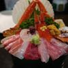 山さん寿司 - 料理写真:海鮮丼~☆