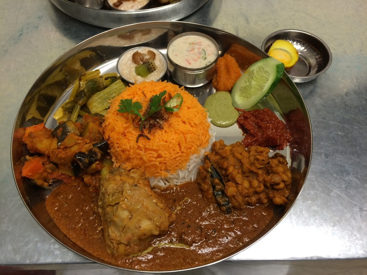 インド家庭料理 ミレンガ