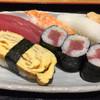 築地寿司岩 - 料理写真:151025 にぎりセット