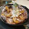 ロージーズカフェ - 料理写真:アップルシナモン