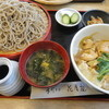 花月庵 - 料理写真:親子丼セット(大盛り)