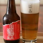 ビアカフェあくら - 201510秋田美人のビール