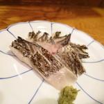 企久太 - 太刀魚の炙り