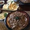 神社そば 村の下 - 料理写真:ザルそば 天ぷら盛り合わせ