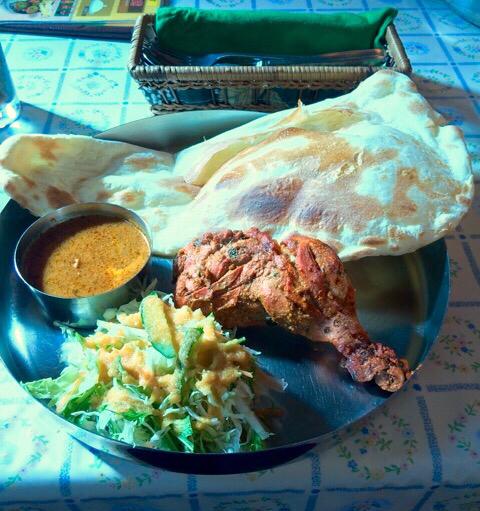 インド食堂マハトマ あきる野店