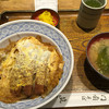 門前そば筑波 - 料理写真:かつ丼(680円)