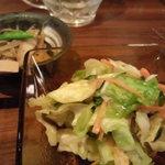 和洋旬菜 新 - お通しと一夜漬け野菜