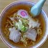 食堂いとう - 料理写真:しょうゆらーめん(¥600税込み)