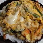 屋島 - かき揚丼
