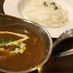 ノマキチ - 料理写真:ミニ欧風カレー