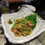AJITO - モツ鍋(使用後)